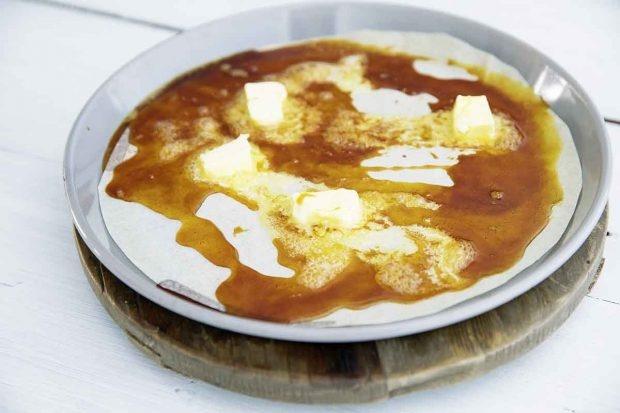 Caramel mit Butter