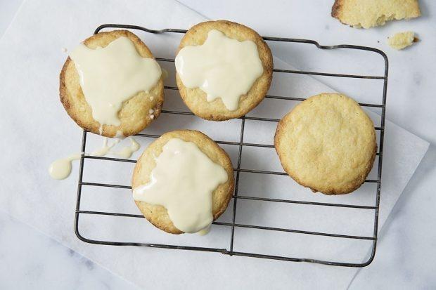 Weisse Schokoladen-Cookies