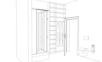 mini bad wohnen. Black Bedroom Furniture Sets. Home Design Ideas
