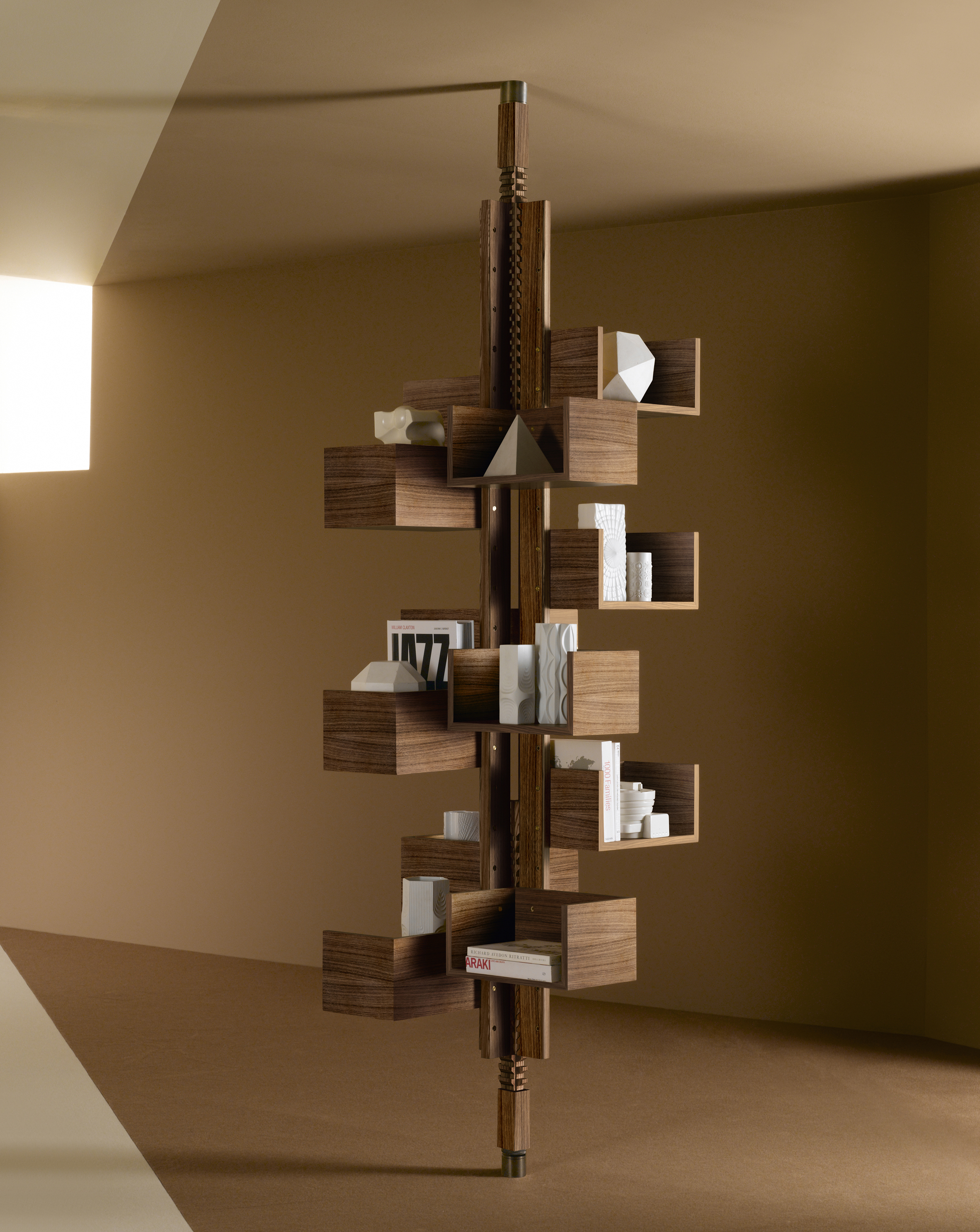 regale die mehr als staufl che bieten wohnen. Black Bedroom Furniture Sets. Home Design Ideas