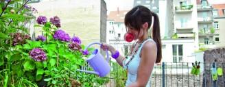 Blumen, Naschgemüse, Beeren und Pflücksalate: Urban Gardening macht heutzutage richtig Spass. Bild © www.meier-ag.ch