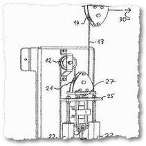 Patentzeichnung (Ausschnitt)