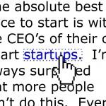 Startup-Linktipps