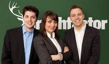 Das Gründerteam: Fabio Magagna, Crista Henggeler und Kai Eberhardt
