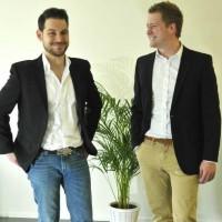 arteria: Pascal Bender und Philippe Wagner (Bild: zvg)