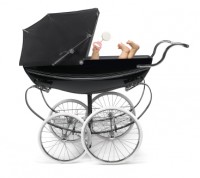 Baby on board (Bild: iStockphoto)
