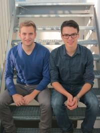 Michael Berli (l.) und Andreas Guggenbühl