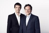 Jan Wurzbacher (l.) und Christoph Gebald von Climeworks