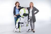 Priska Schoch und Gaby Stäheli von Gryps