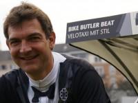Beat Menzi von Bike Butler