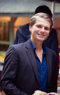 Rayneer-CEO Oliver Flückiger