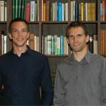 eggheads-Gründer Pascal Rosenberger und Patric Fuchs