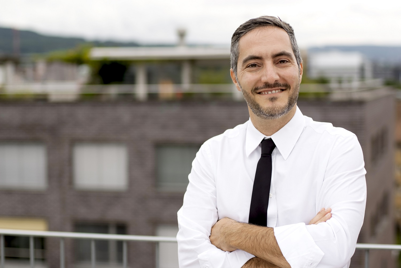 Viktor Calabrò im Interview: «Stillstand ist Rückschritt»