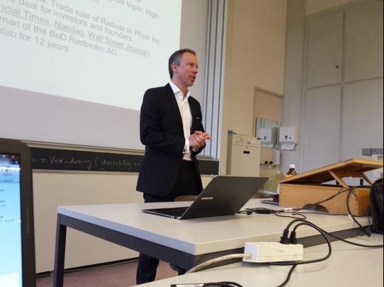 Livebericht: Startup Acceleration Workshop mit Christian Schaub