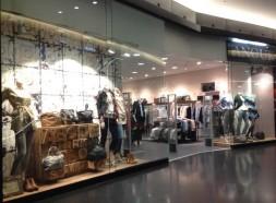 Das Foto zeigt den ANOUK-Shop im Sihlcity in Zürich