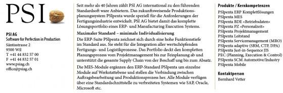 PSP-ERP-I