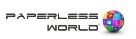 Logo Paperless World®-NEU