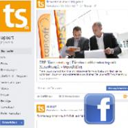Topsoft ist bei Facebook, liken Sie uns!