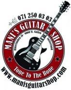 Mani's Guitar Shop arabeitet mit einem ERP aus der Cloud