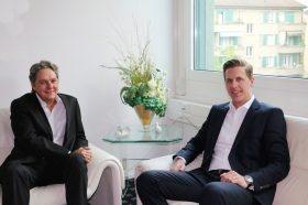 Marcel Walter und Roger Walter von Consultinform im Gespräch mit der topsoft Redaktion