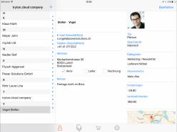die native iOS App für tryton.cloud