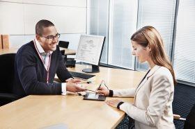 Elektronische Signaturlösungen sind effizienter und trotzdem sicher.