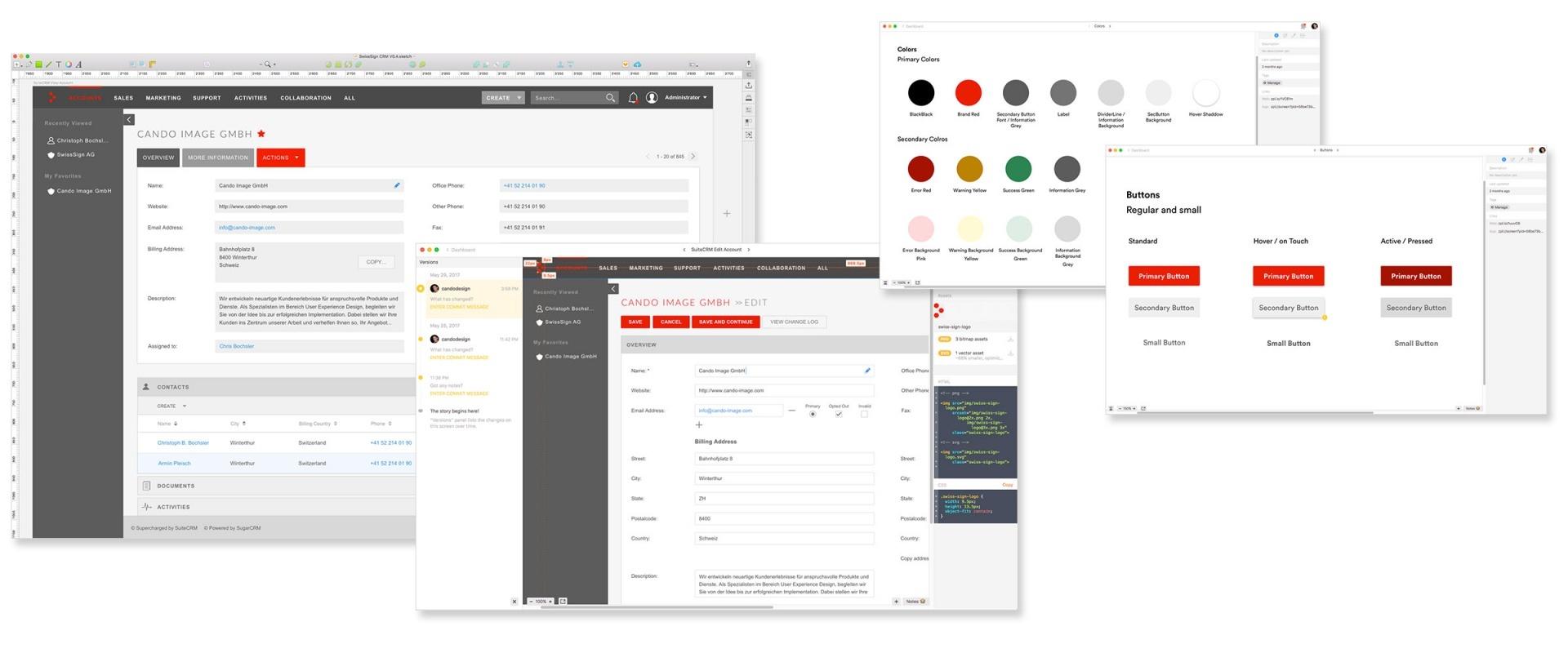 User Experience von Business Anwendungen, 2. Teil - topsoft